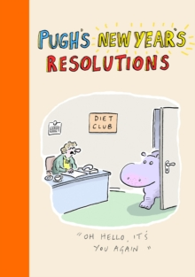 Pugh'S New Year's Resolutions, Paperback Book