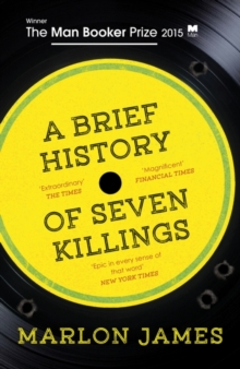 A Brief History of Seven Killings, Paperback Book