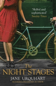 The Night Stages, Paperback Book
