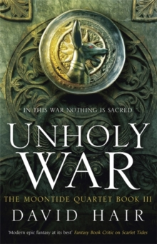 Unholy War, Paperback Book