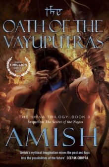 The Oath of the Vayuputras, Paperback Book
