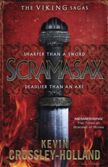 The Viking Sagas: Scramasax : Book 2, Paperback Book