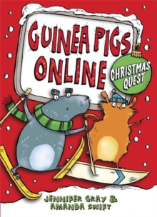 Guinea Pigs Online: Christmas Quest, Paperback Book