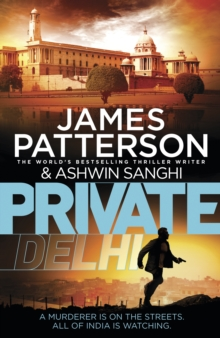 Private Delhi, Hardback Book