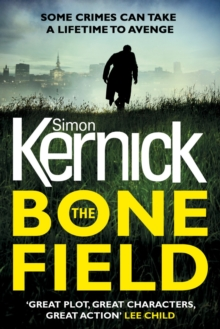 The Bone Field : The heart-stopping new thriller, Hardback Book