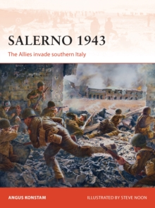 Salerno 1943 : The Allies invade southern Italy, Paperback Book