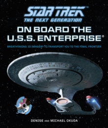 Star Trek: The Next Generation : on Board the U.S.S. Enterprise, Mixed media product Book