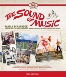 The Sound of Music Family Scrapbook, Hardback Book