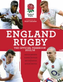England Rugby: The Official Yearbook 2015/16, Paperback Book