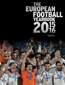 The European Football Yearbook 2015-2016, Paperback Book