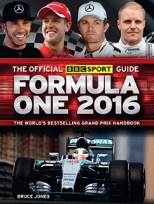 The Official BBC Sport Guide Formula One 2016, Paperback Book