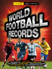 World Football Records, Hardback Book