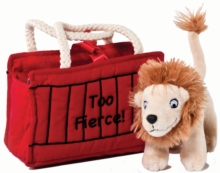DEAR ZOO LION 8 INCH SOFT TOY,  Book