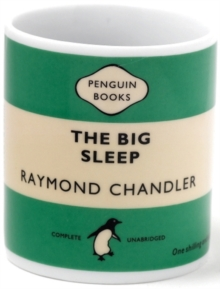 BIG SLEEP MUG,  Book