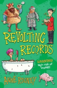 Revolting Records, Paperback Book