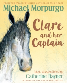 Clare and the Captain, Hardback Book