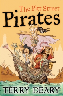 The Pitt Street Pirates, Paperback Book