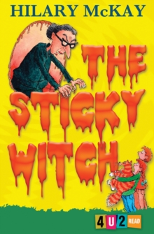 The Sticky Witch, Paperback Book