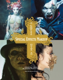 Complete Guide to Special Effects Makeup, Paperback Book