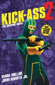 Kick-Ass - 2 (Movie Cover): Pt. 3 - Kick-Ass Saga, Paperback Book
