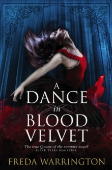 A Dance in Blood Velvet, Paperback Book