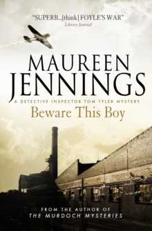 Beware This Boy, Paperback Book