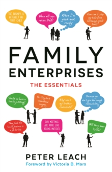 Family Enterprises : The Essentials, Paperback Book