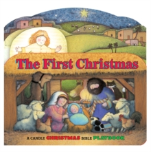 The First Christmas : Candle Playbook, Board book Book