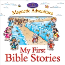 Magnetic Adventures - My First Bible Stories, Novelty book Book