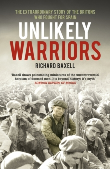 Unlikely Warriors, Paperback Book
