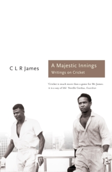 A A Majestic Innings, Paperback Book