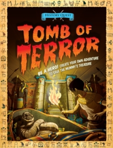 History Quest: Tomb of Terror, Other book format Book