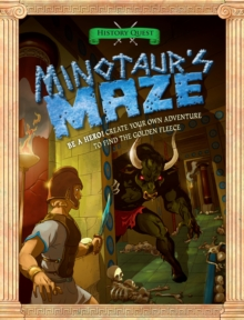 History Quest: Minotaur's Maze, Other book format Book