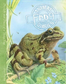 Animal Diaries: Frog, Paperback Book