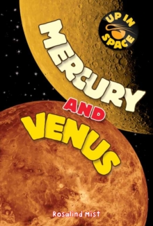 Up in Space: Mercury and Venus (QED Reader), Paperback Book