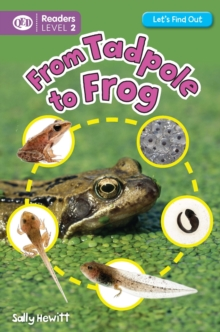 Let's Find Out: Tadpole to Frog, Paperback Book