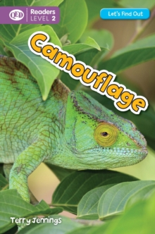Let's Find Out: Camouflage : Readers Level 2, Paperback Book