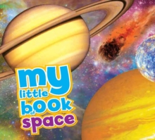 My Little Book of Space, Hardback Book
