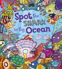 Spot the Shark in the Ocean, Paperback Book