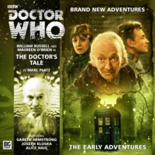The Doctor's Tale, CD-Audio Book