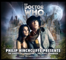 Philip Hinchcliffe Presents : The Ghosts of Gralstead / The Devil's Armada, CD-Audio Book