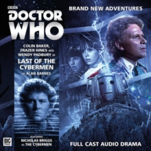Last of the Cybermen, CD-Audio Book