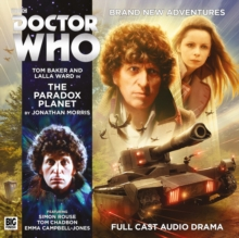 The Paradox Planet, CD-Audio Book