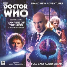 Vampire of the Mind, CD-Audio Book