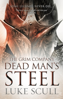 Dead Man's Steel, Hardback Book