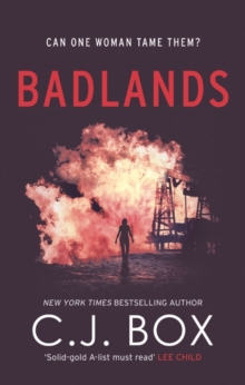 Badlands, Hardback Book