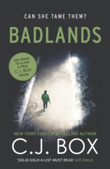 Badlands, Paperback Book