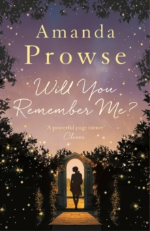 Will You Remember Me?, Paperback Book