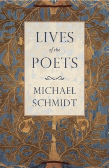 Lives of the Poets, Hardback Book