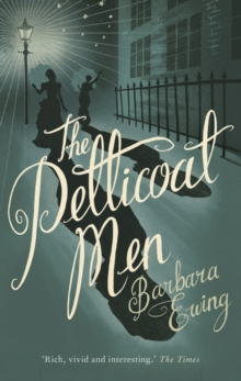 The Petticoat Men, Hardback Book